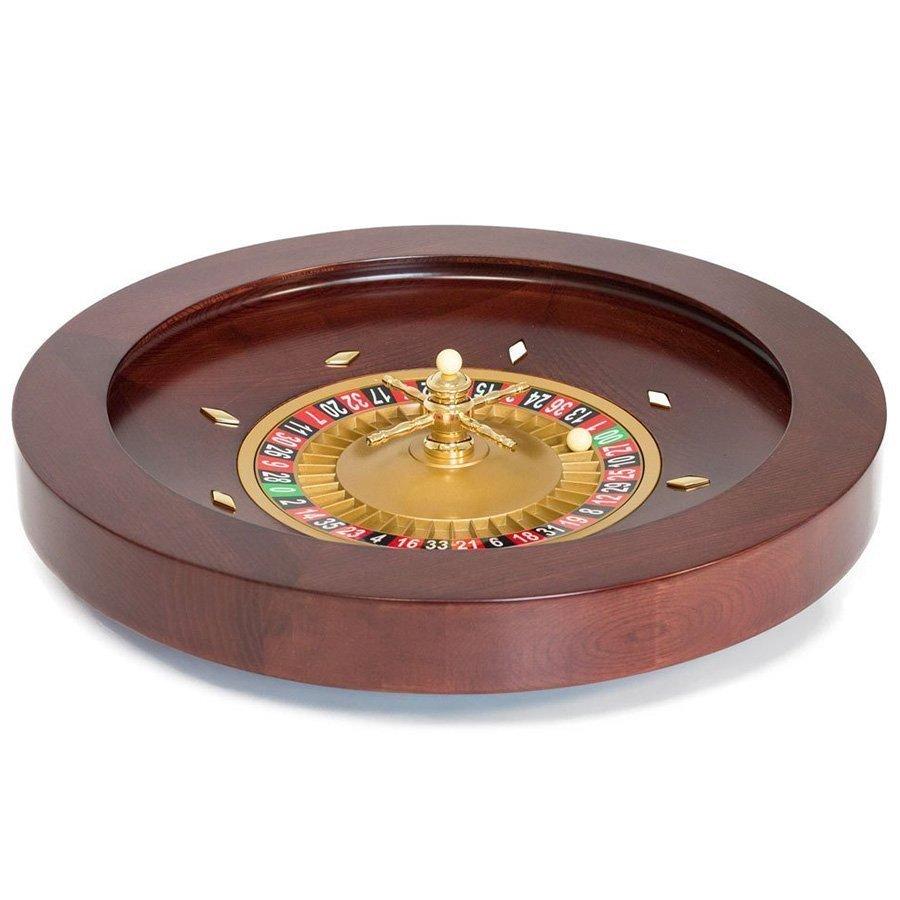 20 Inch Roulette Wheel