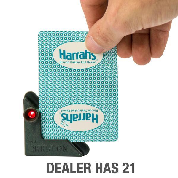 Blackjack Card Reader