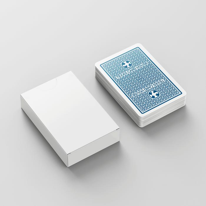 Custom Plastic Playing Card