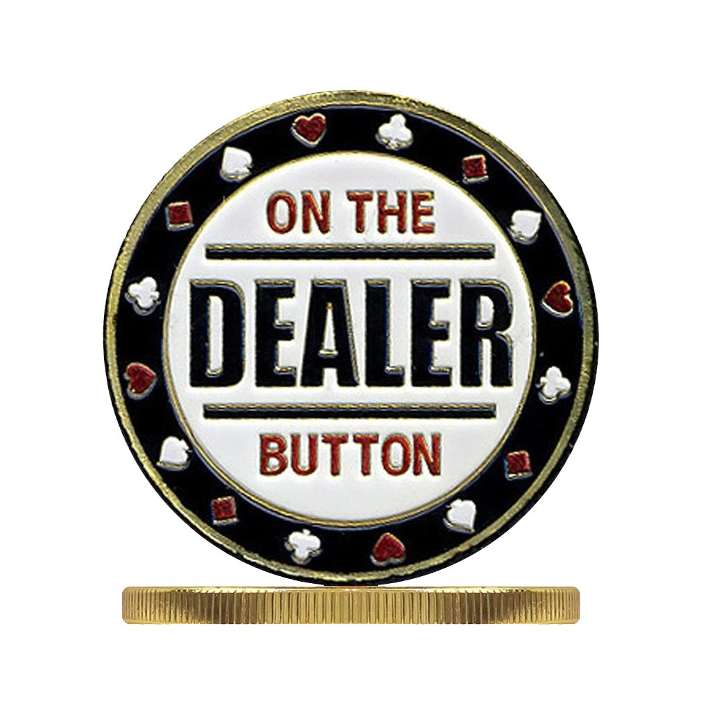 Poker Dealer Button