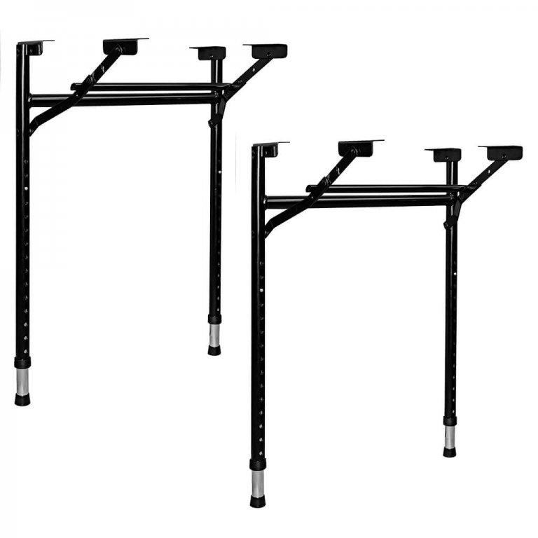 Adjustable Folding Table Legs