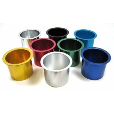 Aluminum Cup Holders