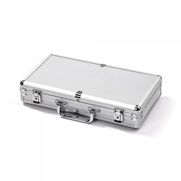 Aluminum Poker Chip Case 300