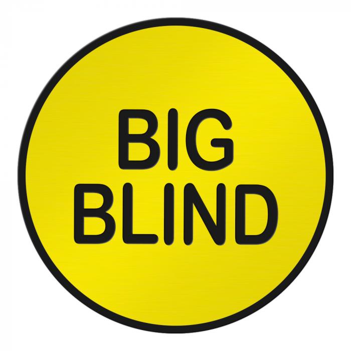Big Blind Button