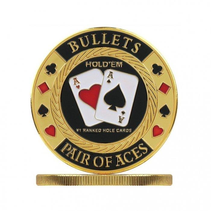 Bullets Card Guard