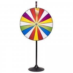 Color Prize Wheel