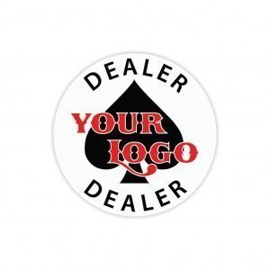 Custom Dealer Button
