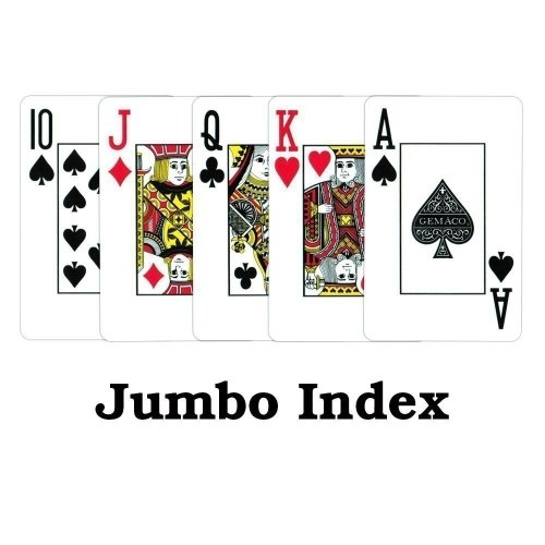 Gemaco Jumbo Index