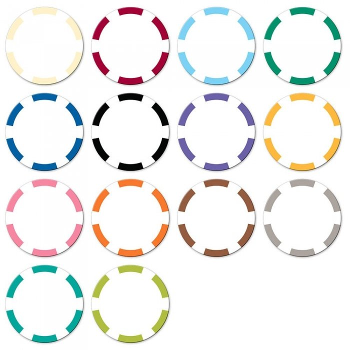 Icon Custom Poker Chips