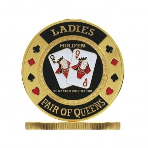 Ladies Card Guard