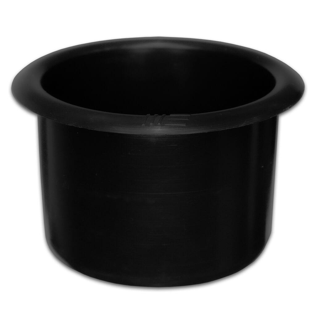 Large Black Plastic Cup Holder