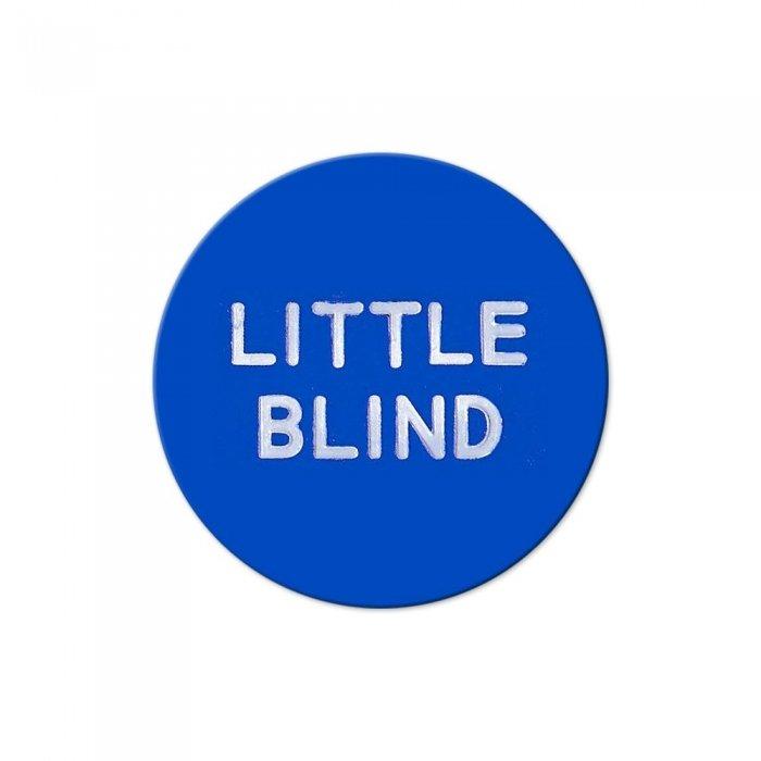 Little Blind Button