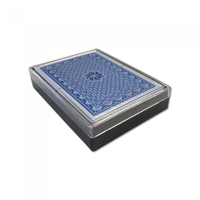 Marion Pro Poker Cards Blue