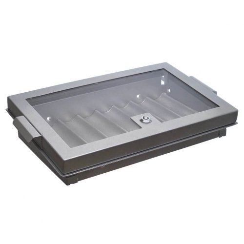 Metal Casino Dealer Tray