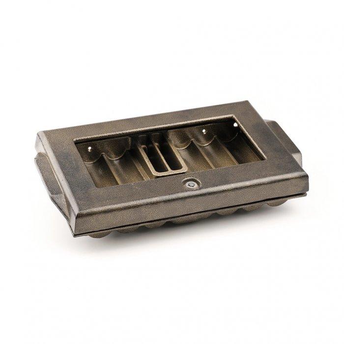 Metal Casino Poker Chip Tray Locking Cover