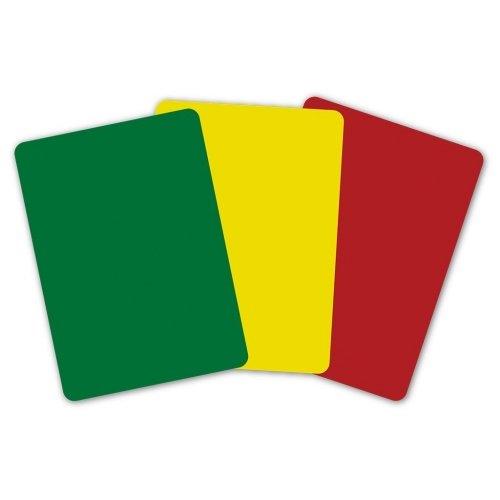 Plastic Cut Cards