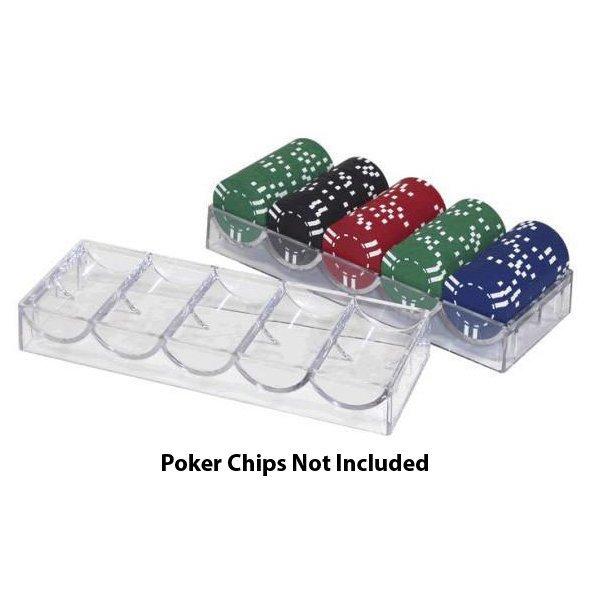 Poker Chip Rack