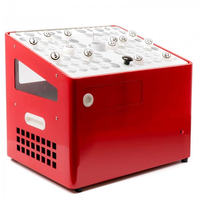 Professional Table Top Bingo Blower Machine