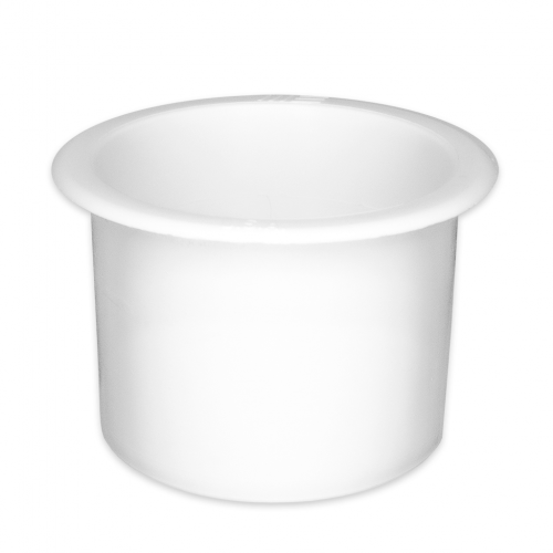 Regular White Plastic Cup Holdes