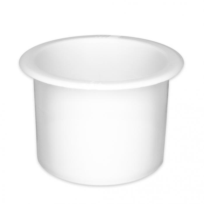 Regular White Plastic Cup Holdes