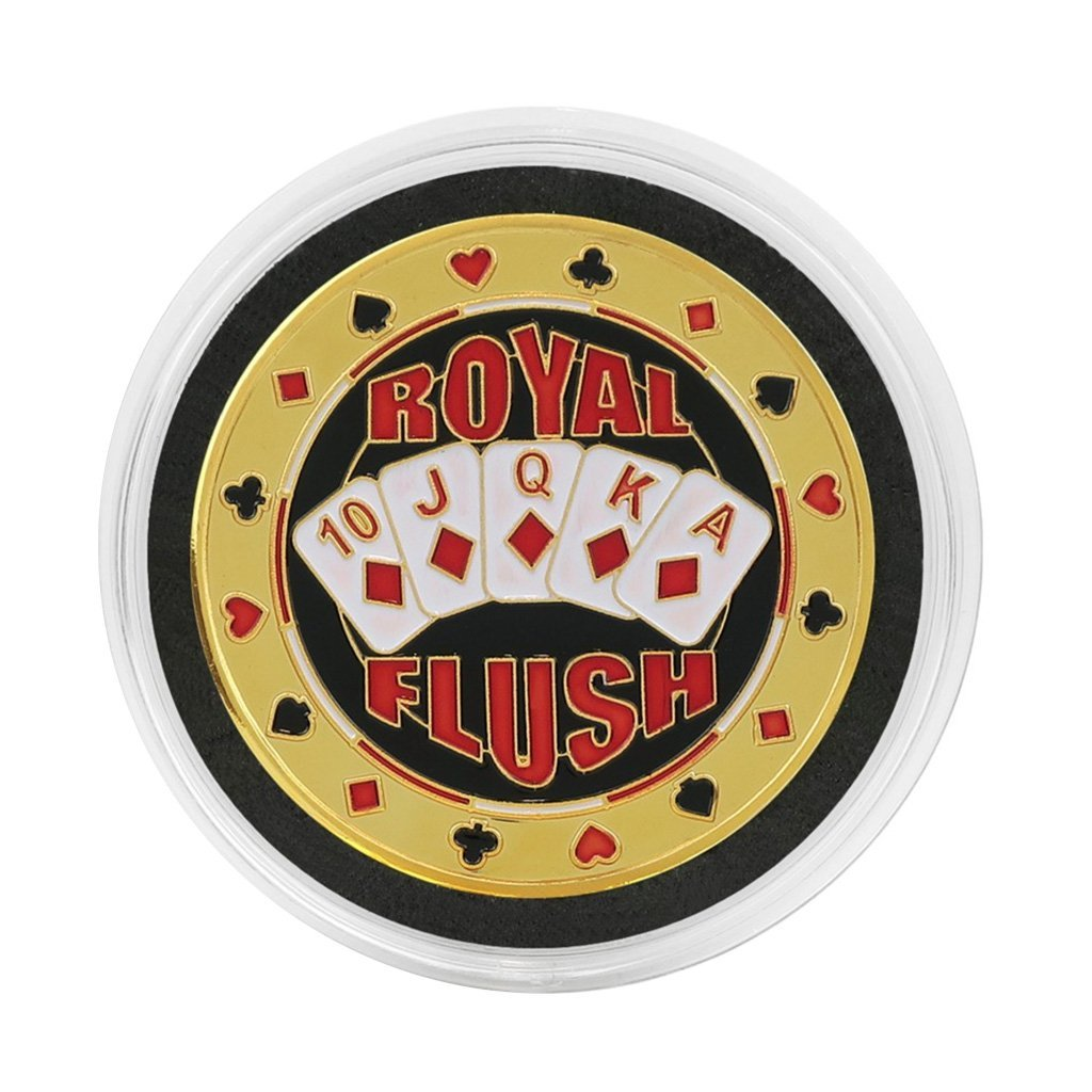 Royal Flush Card Protector