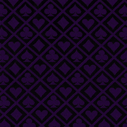 Royal Purple Suited Speed Cloth