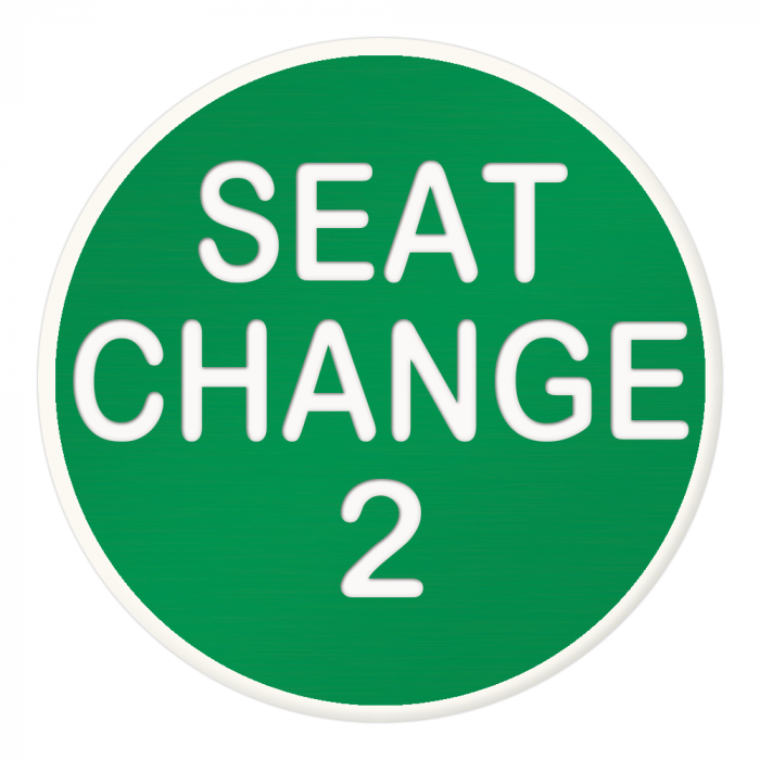Seat Change 2 Button