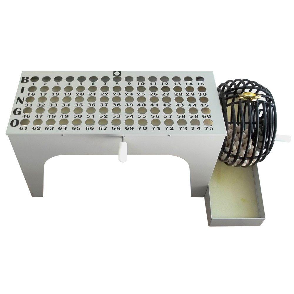 Speedy automatic bingo machine